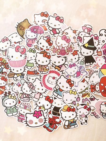 The BEST Hello 🎀 Kitty sticker pack!