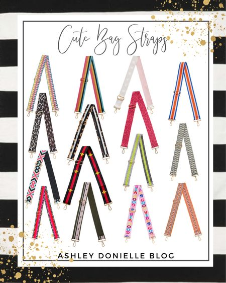 The cutest bag straps! http://liketk.it/3ibpK #liketkit @liketoknow.it #LTKitbag #LTKstyletip