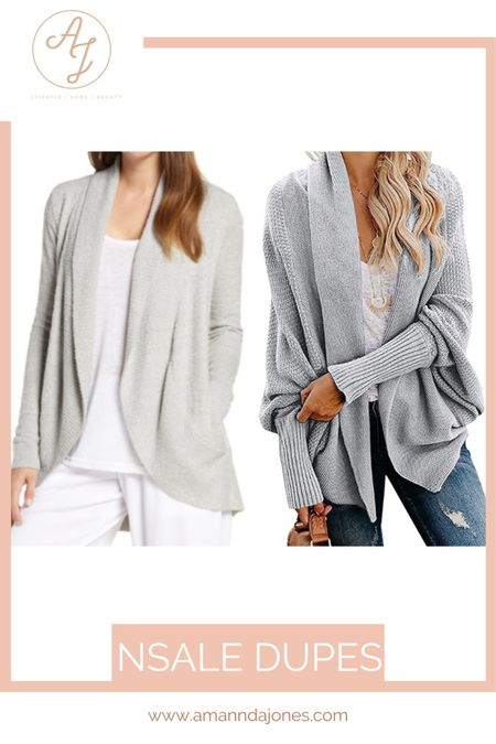 If you are hesitant to splurge on the barefoot dreams cardigan, you can opt for a more simple cardigan from amazon. It has a similar shape (a bit more voluminous) http://liketk.it/2UOUW #liketkit @liketoknow.it
