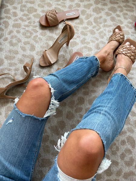 Love these jeans wearing size 24 short   #LTKunder100 #LTKsalealert #LTKunder50