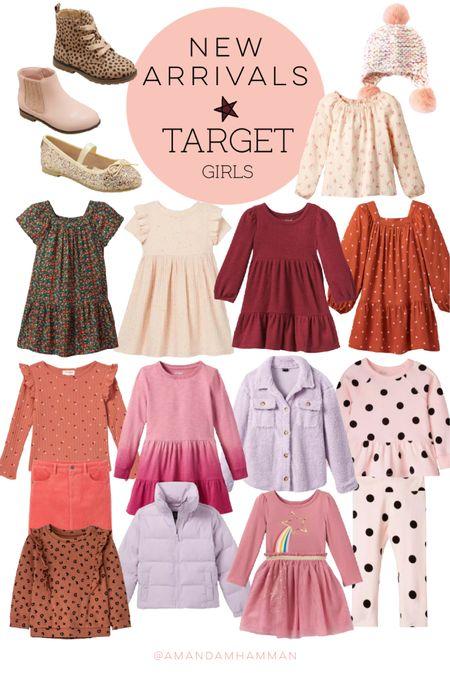 Target, new arrivals, girls, fall   #LTKSeasonal #LTKfamily #LTKkids
