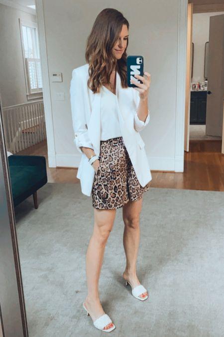 Girls night outfit, summer blazer look, LTK dat, express style, silky shorts, shorts night outfit, amazon finds, http://liketk.it/3hk8T #liketkit @liketoknow.it #LTKDay #LTKunder100 #LTKsalealert