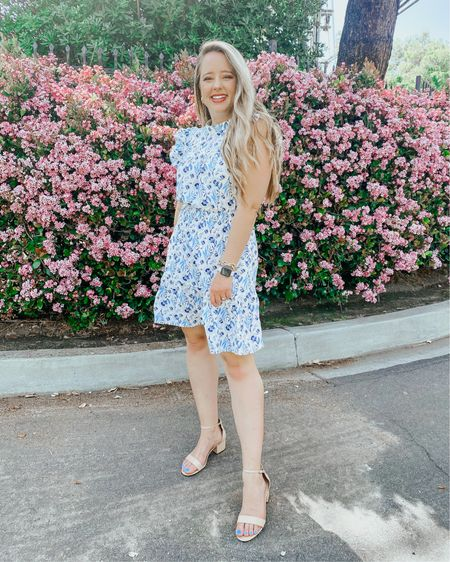 Target style, spring dress, summer dress under $30 and runs TTS (I ordered a size small) http://liketk.it/3dsDD #liketkit @liketoknow.it #LTKunder100 #LTKunder50 #LTKstyletip        Amazon shoes  Amazon fashion  Amazon find  Nude shoes  Nude heels  Target dress  Amazon jewelry