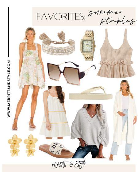 Summer nudes neutral summer outfit ideas Amazon fashion Amazon finds Walmart fashion   #LTKunder50 #LTKsalealert #LTKstyletip