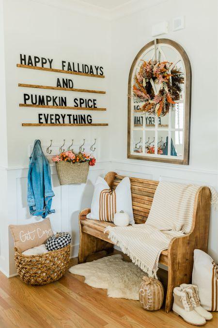 Fall home decor   #LTKunder50 #LTKSeasonal #LTKhome