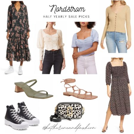 Nordstrom Half-Yearly Sale picks! No code necessary, prices as listed. Lots of ASTR the Label & Wayf, plus some free people and Marc fisher.    #LTKsalealert #LTKunder50 #LTKunder100