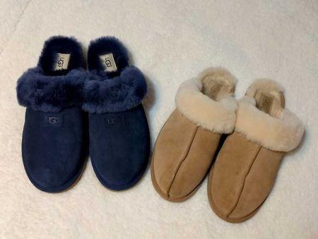 Plenty of sizes and colors left in these Ugh slippers - even size 12! #LTKsalealert #LTKunder100 #LTKshoecrush