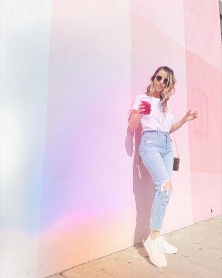 Talking all about my favorite jeans and jeans and jeans brands on the blog today! Bonus: they're all petite and tall girl approved. http://liketk.it/3aS0z @liketoknow.it #liketkit #LTKSpringSale #LTKfit #LTKunder50