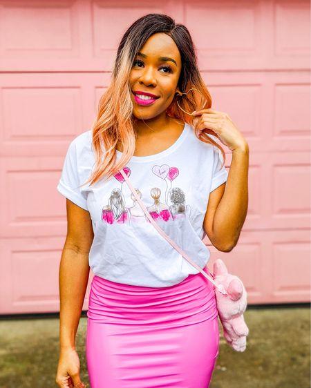Are you team Valentine's Day or Galentine's Day? #ColorMeValentine . . . . #blackgirlcosplay #anime #colormepretty #colormepink #korilakkuma #passholderlife #disneydarling  #disneycommunity #disneyobsessed #bibbidibobbidiblack #blackcosplayer #besties #foodandwinefestival #rilakkuma #nashvilleinfluencer http://liketk.it/2JUKN #liketkit @liketoknow.it