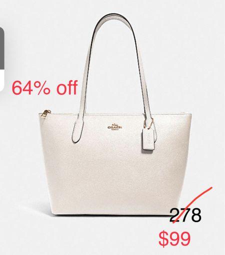 Coach sales up to 60% off and more  #coachbag #luxurybags #coach   #LTKitbag #LTKstyletip #LTKsalealert