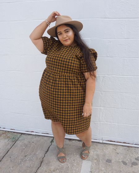 Talk about the dress of my dreams! 🎃🍂 This dress is so pretty and I'll be wearing it all fall long! This dress is only $25 and such a good staple for fall. 🍂 http://liketk.it/2Ynt2 #liketkit @liketoknow.it #LTKstyletip #LTKcurves #LTKunder50