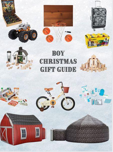 Boy Christmas Gift Guide .  #LTKkids #LTKHoliday #LTKGiftGuide