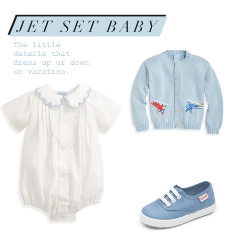 These little pieces mix and match for the sweetest little summer baby. Dress them up or down for a crowd-pleasing baby.    #LTKbaby #LTKfamily #LTKunder100