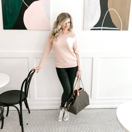 Happy Friday!! I received quite a few DM's about my @goldengoose sneakers. I linked them here for you to check out. 👟👟 I can't forget my Fav @spanx leggings!! They're a must have. Shop link in my bio. Please follow me on @liketoknow.it  #liketkit #goldengoose #LTK #LTKshoecrush  http://liketk.it/2A4D1