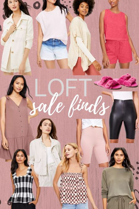 50% off all loft items!   #LTKunder50 #LTKstyletip #LTKsalealert