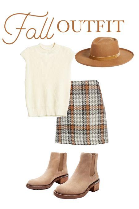 Fall outfit idea  #fall #outfit #laurabeverlin  #LTKshoecrush #LTKsalealert #LTKunder50