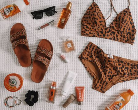 I'm excited to share some of my summer necessities for 2021! I just got the h&m bikini and the Freedom Moses slides and am  already obsessed with the prints on both of them. Hope you like the products I recommend.  #LTKbeauty #LTKswim #LTKeurope http://liketk.it/3fD1L #liketkit @liketoknow.it @liketoknow.it.europe