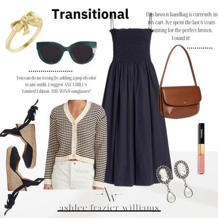 Such a great transitional look.   #LTKSeasonal #LTKSale #LTKstyletip