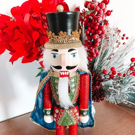 @liketoknow.it #liketkit http://liketk.it/33FnR this year I decided I wanted to start collecting nutcrackers!