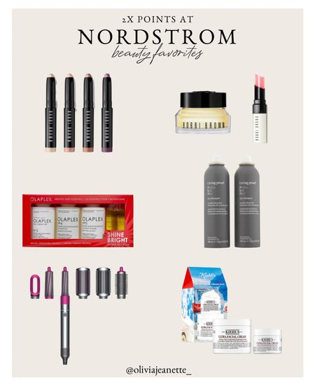 Earn 2x points now at Nordstrom! Here are some of my beauty favorites 🙌🏼  #LTKbeauty #LTKSeasonal #LTKHoliday