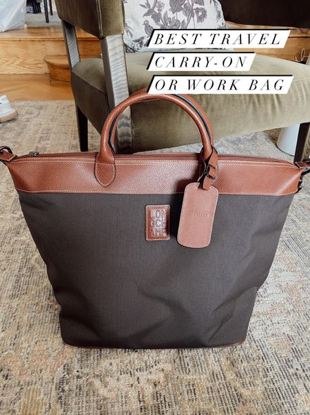 The best travel carry-on bag… or weekender, work bag.   #LTKitbag