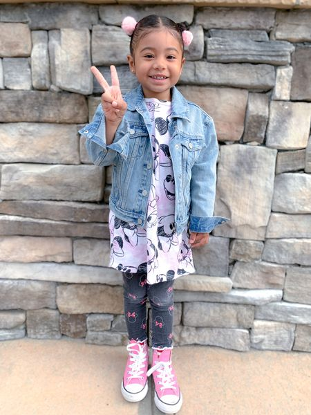 Friday Vibes If you have a little girl, I know they most definitely LOVE to be all dressed up with Minnie Mouse ALLOVER! Check out these cute styles now available!   #LTKsalealert #LTKunder50 #LTKstyletip