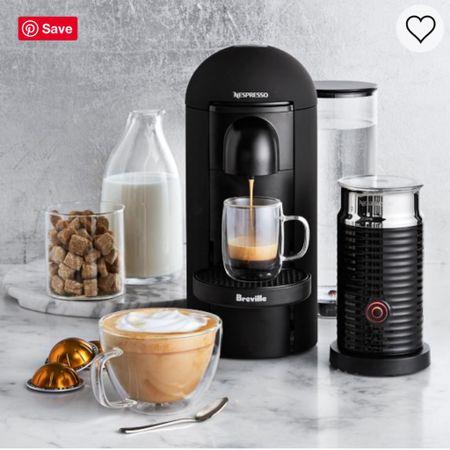 Nespresso Machine Sale- 40% Off  #nespresso #sale #salealert #coffee #wfh #workfromhome #espresso #coffeelover #starbucks #williamssonoma #caffeine #momlife #mamaneedscoffee #family # #LTKhome #LTKfamily #LTKsalealert #home #kitchen #liketkit @liketoknow.it http://liketk.it/2PGfO