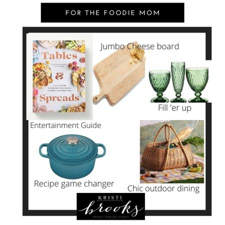 Mother's Day gifts for those mamas who have been living in the kitchen the past year feeling like a short order cook for your family #mothersday #mothersdaygifts #foodiemama #liketkit http://liketk.it/3emRy @liketoknow.it