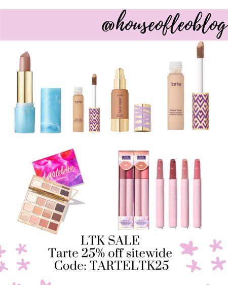 Tarte, makeup #ltksale  #LTKsalealert #LTKunder50 #LTKbeauty