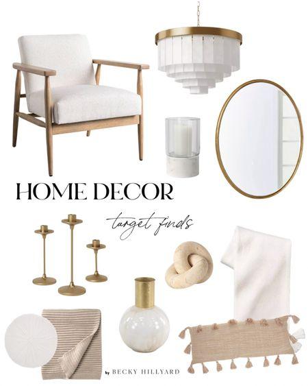 Target home decor finds