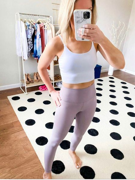 Workout outfit all from Amazon   Wearing sports bra cami in small - true to size  Leggings in XS- true to size    Linking other amazon workout favorites      Amazon fashion, amazon finds, workout style, athleisure, leggings, workout clothes #liketkit @liketoknow.it    #LTKfit #LTKunder50 #LTKstyletip #LTKfit #LTKunder50 #LTKstyletip