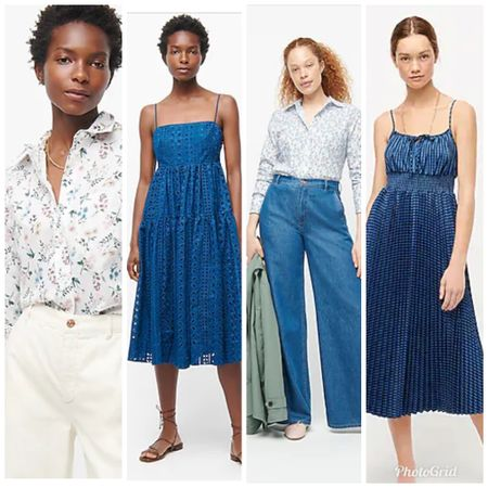 J. Crew New Arrivals!!!!  There are SO many gorgeous summer pieces!!!! http://liketk.it/3hFoO #liketkit @liketoknow.it You can instantly shop my looks by following me on the LIKEtoKNOW.it shopping app