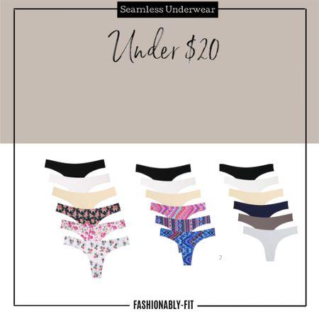 Love these seamless underwear! #liketkit #LTKunder50 #LTKfit #LTKsalealert @liketoknow.it http://liketk.it/2Yzl4