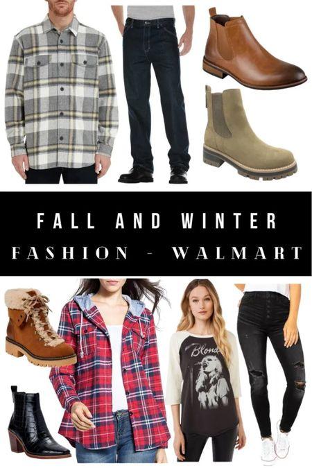 @walmart @walmartfashion #ad #walmartfashion The cutest fall and winter clothing is at Walmart! http://liketk.it/3oSe9 @liketoknow.it #liketkit   #LTKstyletip #LTKshoecrush #LTKunder50