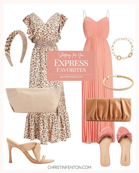 Express fashion collection 🎀 casual fall dresses, party dresses, leopard dresses, wedding guest dresses, casual dresses, fall dresses @shop.ltk #liketkit 🥰 Thanks for being here with me! 🤍 Xo Christin@express #LTKSale   #LTKcurves #LTKitbag #LTKunder50 #LTKshoecrush #LTKunder100 #LTKwedding #LTKsalealert #LTKstyletip #LTKfit