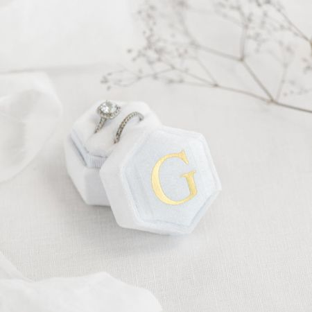 Ring box by APKBridesmaidGifts.    http://liketk.it/3gxpB @liketoknow.it #liketkit #LTKhome #LTKwedding