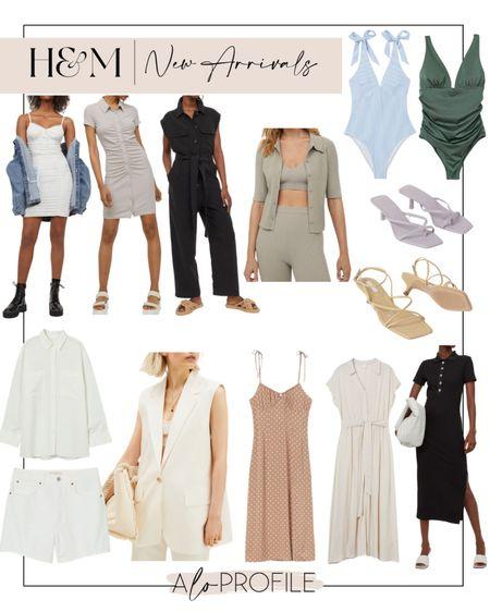 H&M, summer fashion, summer style, summer outfits   #LTKunder50 #LTKstyletip