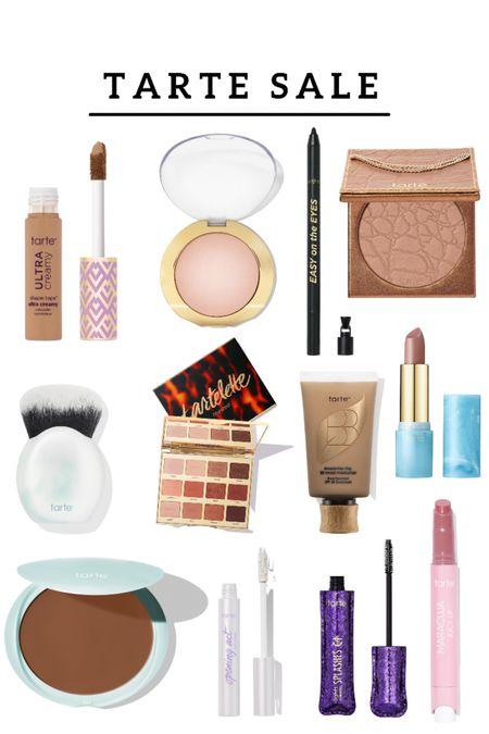 Tarte is having a major sale today! All of their beauty products are 25% off!  #LTKSale #LTKsalealert #LTKbeauty