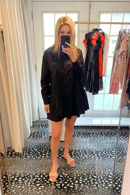 Love this black dress under $50!     #LTKshoecrush #LTKstyletip #LTKunder50