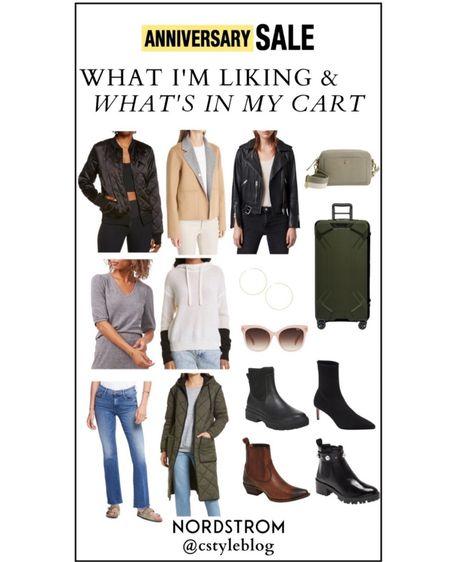 #NSALE what's in my cart & what I'm liking http://liketk.it/3jJcp #liketkit @liketoknow.it #LTKsalealert #LTKshoecrush #LTKitbag