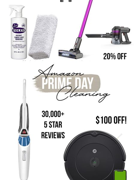 If you don't know I absolutely love Amazon and Prime Day is the best part of the year. There are so many sales it. can be hectic but I rounded up a few of my favorites and wanted to share! I will keep adding as I find more deals and things I snag for myself! http://liketk.it/3icDM #liketkit @liketoknow.it #LTKsalealert #LTKunder50 #LTKfamily http://liketk.it/3icIX  # @liketoknow.it.home   Shop your screenshot of this pic with the LIKEtoKNOW.it shopping app!