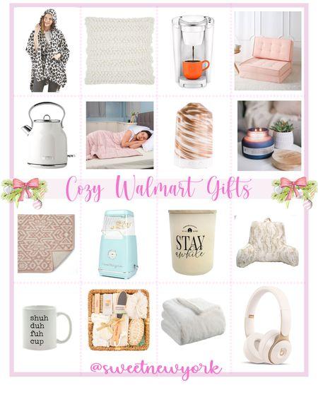 Walmart finds cozy gift guide for home http://liketk.it/31lgb #liketkit @liketoknow.it #LTKgiftspo #LTKfamily #LTKhome