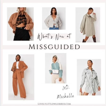 Fall Outfits. Style Picks from Missguided.  Date Night Outfit. Fur Jacket. Shacket. Shirt Dress. Ribbed Dress.  xoxo Lovelies    #LTKstyletip #LTKHoliday #LTKSeasonal