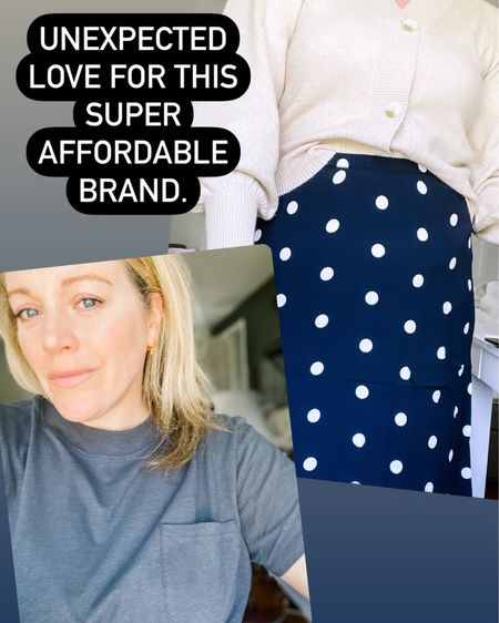 The quality and style are blowing my mind with the super affordable price tag! http://liketk.it/398oS @liketoknow.it #liketkit #LTKunder50 #LTKcurves #LTKstyletip