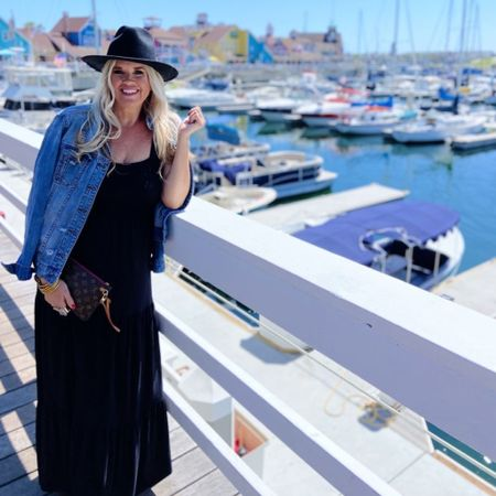 Vacation mode… . Sundress, sun hat, summer trip… Must have outfit!  Easy travel   Shop my daily looks by following me on the LIKEtoKNOW.it shopping app You can instantly shop my looks by following me on the LIKEtoKNOW.it shopping app http://liketk.it/3hQD7 #liketkit #LTKtravel #LTKshoecrush #LTKstyletip #style #summerstyle #vacationMode #vacationstyle #sundress #vacationpacking #sunhat @liketoknow.it