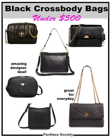 Black crossbody bags. Fall outfits. Fall outfit. Fall bag. Hands-free bag. Mom bag. Under $500. Holiday gift.   #LTKitbag #LTKstyletip #LTKGiftGuide