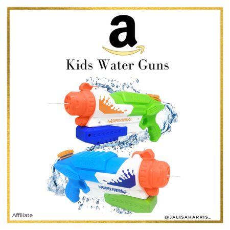 Kids boredom water busters for Summer with these water guns http://liketk.it/3iyco   #liketkit #LTKfamily #LTKkids #LTKsalealert @liketoknow.it @liketoknow.it.family