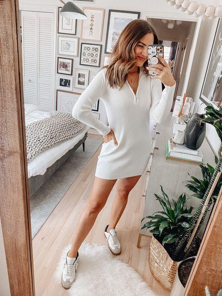 Amazon fashion, Amazon finds, Amazon style, Amazon find, Amazon dress, white dress, white dresses, white sneakers, dresses, summer dress
