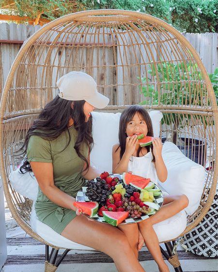Kids fruit platter for summer with Walmart   #LTKkids #LTKfamily