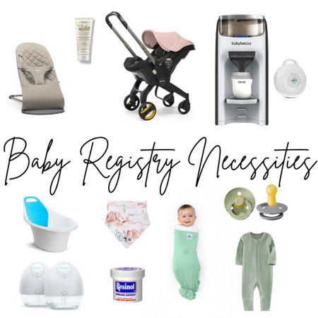 Baby registry essentials  Nursery Baby registry  Baby shower    #LTKfamily #LTKGiftGuide #LTKbaby